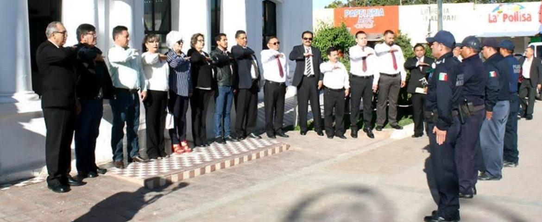 Conmemoran el 213 aniv del natalicio de Benito Juárez