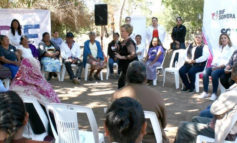 DIF estatal y municipal visitan las mamias y riito mazaray