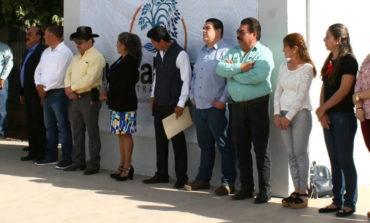 Anuncia Ramón Díaz construcción de tejaban en esc prim Rita Medina Jaques Recibidos