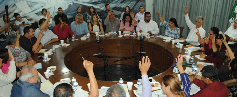 Autorizan en sesión extraordinaria de Cabildo suscripción a convenios con INADEM y con el Centro de Evaluación y Control de Confianza del Estado de Sonora