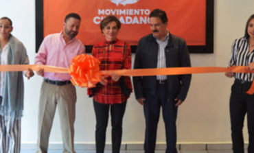 Inauguran oficina de enlace de Movimiento Ciudadano