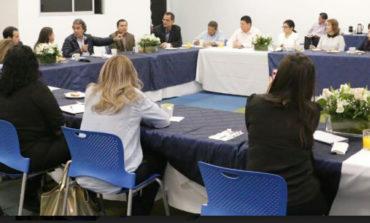 Se reúne alcaldesa Celida López con ex candidato a la presidencia de Colombia