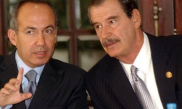 Confirma Amlo Que Calderon Y Fox Tendran Protección Militar