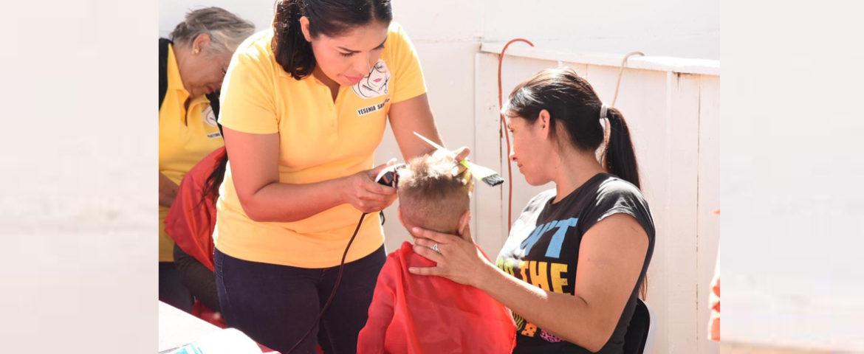 Lleva Secretaría de Gobierno servicios de atención a habitantes de la Nuevo Hermosillo