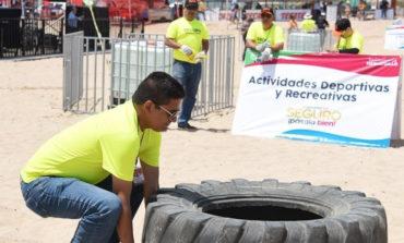 Culmina con éxito jornada deportiva de Semana Santa en Bahía de Kino