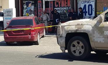 Muere pareja acribillada a tiros en Ciudad Obregón