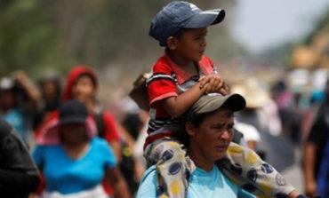 Relanza Trump amenaza de cerrar frontera por caravanas migrantes