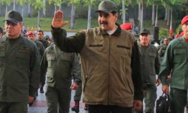 'Máxima moral para desarmar a traidores y golpistas': Maduro