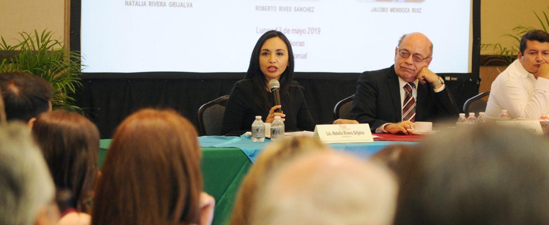 Sonora y Arizona fueron pioneros hace 60 años de la globalización: Natalia Rivera Grijalva