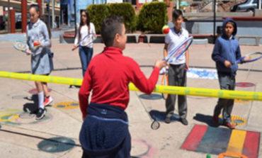 Enfocan a niños en la cultura, arte y deporte