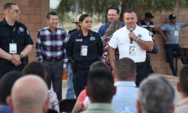 Agradecen vecinos la oportunidad de diálogo con funcionarios municipales