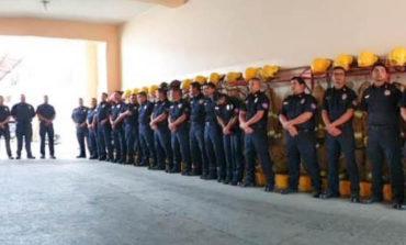 Listos operativos de CSP y Bomberos para las fiestas de San Juan Bautista