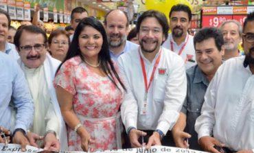 """""""Bienvenidas las Inversiones a Navojoa"""", señala Alcaldesa en Inauguración de Súper Ley Express Cuauhtémoc"""