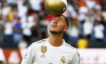 Quiero empezar a jugar y ganar títulos, dice Hazard.