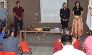 Presidenta de DIF Municipal inaugura Curso de Manejo de Operatividad de Desayunos Escolares