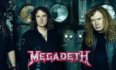 Vocalista de Megadeth padece cáncer de garganta