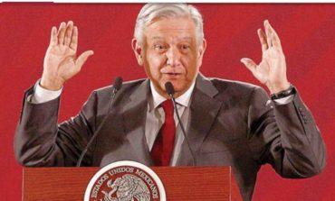 Andrés Manuel López Obrador exhibirá a quien se ampare contra aeropuerto