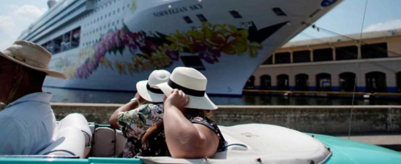 Y ahora Donald Trump prohíbe los viajes en crucero a Cuba