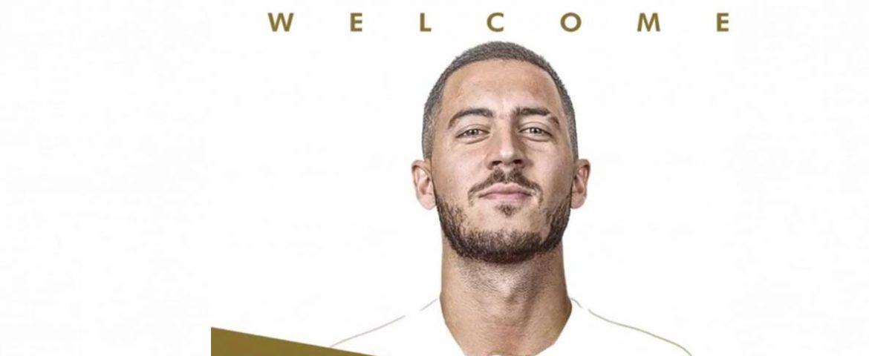 Real Madrid anuncia a Hazard como nuevo fichaje