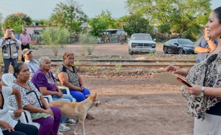 Alcaldesa Quintero Borbón entrega Obras de Rehabilitación de Calle y Drenaje Sanitario