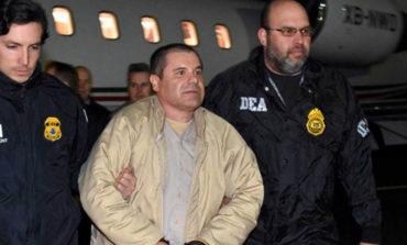 EU da cadena perpetua a 'El Chapo' Guzmán