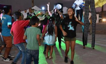 """Arranca con ritmo latino """"Este verano se vale ser feliz, cultura en tu barrio"""""""