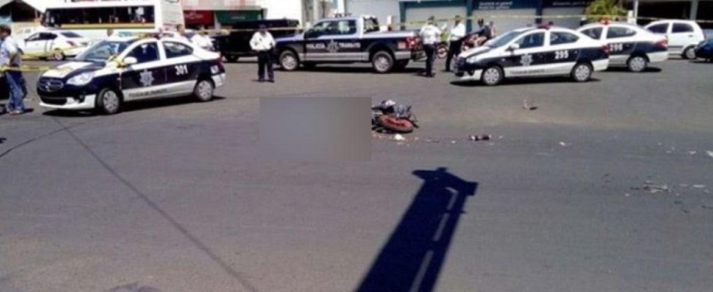 Motociclista Muere Atropellado Por Un Tráiler En Mazatlán