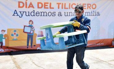 """Un """"Sábado del Tilichero"""" especial: logran apoyar a cuatro familias con lo colectado"""