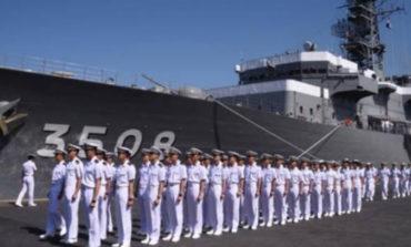 Invitan a conocer embarcación de la marina japonesa