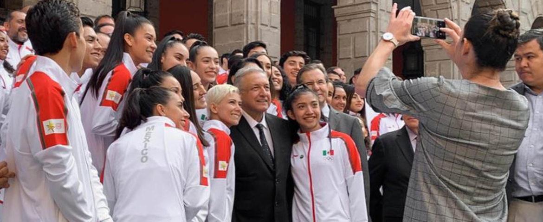 Presidente reafirma impulso al deporte