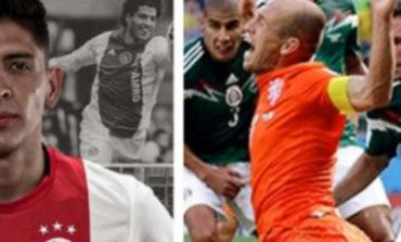 Ajax se desmarca de Robben en video de bienvenida a Edson