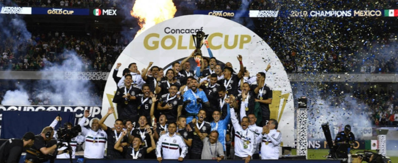 México es campeón de la Copa Oro tras vencer a Estados Unidos