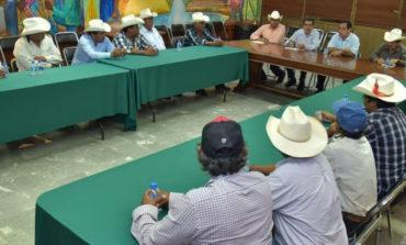 Refrenda Alcalde Mariscal Alvarado Lazos Con Las Autoridades Tradicionales De La Loma De Guamúchil