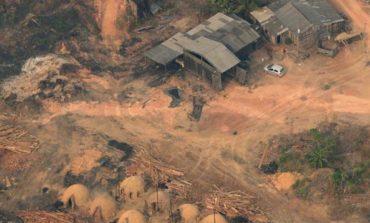 Así se desató la crisis de incendios que sufre la Amazonia