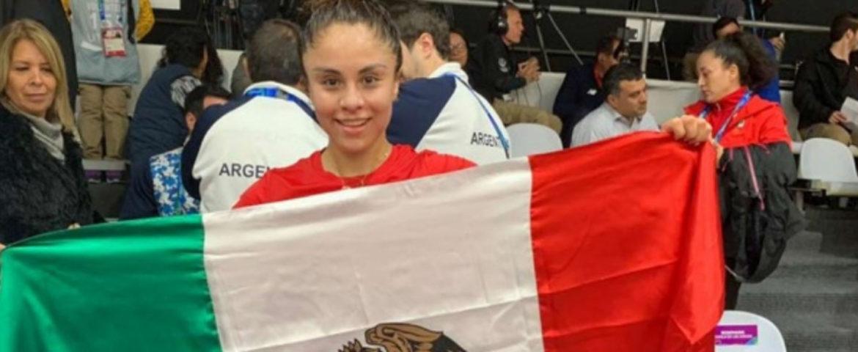 Paola Longoria, a un paso del oro y tricampeonato