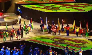 El color de la clausura de los Juegos Panamericanos