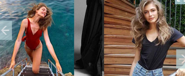 Ella es Valentina, la modelo transgénero de Victoria´s Secret