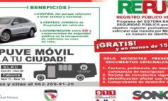 Instalará Ssp Módulo Itinerante De Repuve En Guaymas
