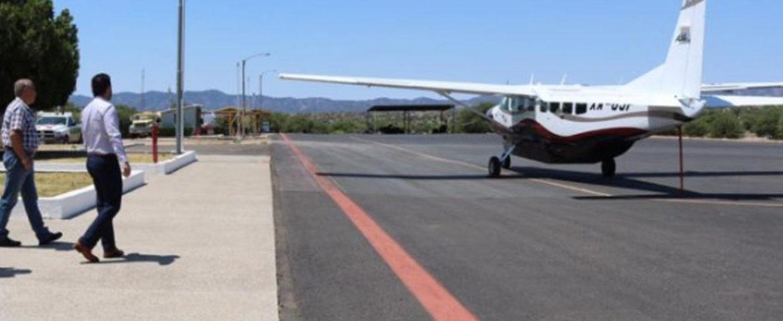 Inician hoy vuelos en Nogales