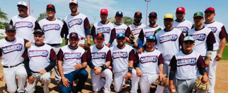Apoya Norberto Ortega Campeonato de Béisbol .