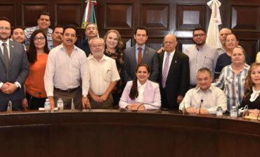 Rinden protesta nuevo Secretario y Tesorero del Ayuntamiento
