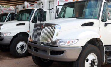 Entregará Alcalde camiones
