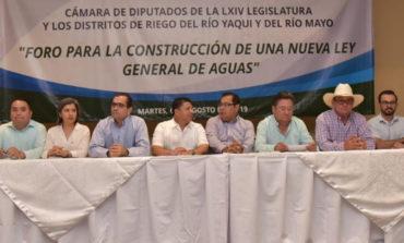 Inaugura Alcalde Marical Alvarado Foro Regional Para La Construcción De Una Nueva Ley General De Aguas