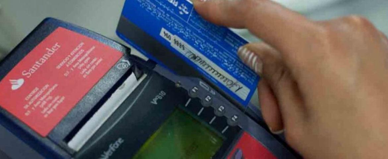Reportan fallas en terminales bancarias