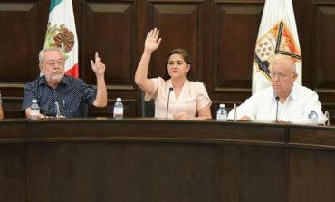 Realizan sesión ordinaria del Ayuntamiento