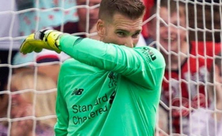 'Osote' de Adrián empaña triunfo del Liverpool