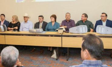 Firma Soto Almada Convenio De Colaboración Para Entrega De Luminarias En Municipios Del Sur De Sonora