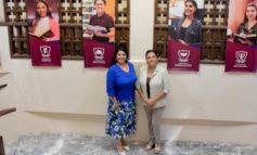 Asiste Alcaldesa María del Rosario Quintero Borbón al recorrido de las instalaciones de Universidad Vizcaya de las Américas, Campus Navojoa. L
