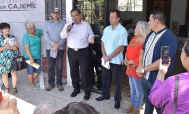 Continúa Alcalde Con Gestiones Para Obras De Carácter Social