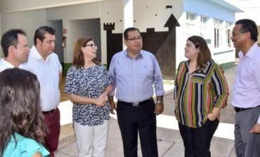 Entrega Alcalde Y Primera Dama Obras De Beneficio Social En Cadi 1